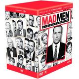 Box Dvd Mad Men - A Série Completa