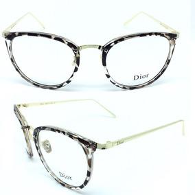 Oculo Grau Gatinho Retro Armacoes - Óculos no Mercado Livre Brasil 067267f142