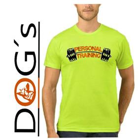 85a4c2e0ed Camiseta Para Personal Training - Camisetas no Mercado Livre Brasil