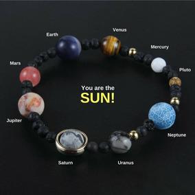 Brazalete Planetario/sistema Solar(incluye Funda De Regalo!)