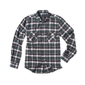 Camisa De Franela Factory Effex Kawasaki P hombre 03465f6063d