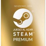 Steam Key Premium Random - Juegos Muy Buenos Al Azar