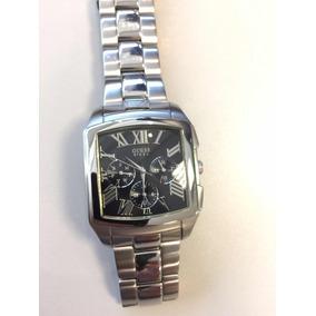 73726bf6aa5 Relogio Guess Masculino Retangular - Relógios De Pulso no Mercado ...