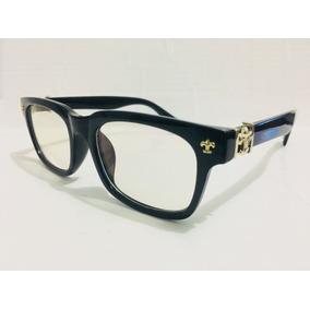 a067da10f01de Armacao Em Acetato Basica Preta - Óculos no Mercado Livre Brasil