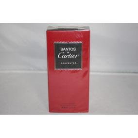 0258369ec1a Perfume Santos De Cartier 100 Ml Concentrée Eau Toilette - Perfumes ...