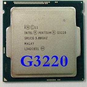 Procesador Intel G3220 Socket 1150 4ta Generacion 3.0ghz