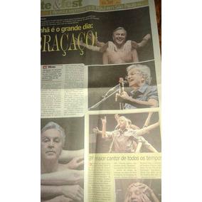 Jornal Arte & Fest: Caetano Veloso Veloso