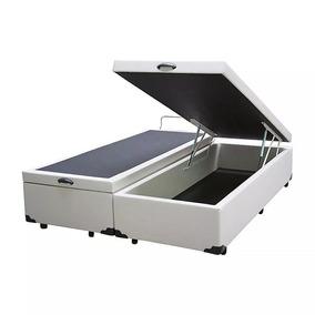 Cama Box Baú Casal Queen Size - Fabricação Própria N. Fiscal