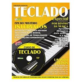 Método Teclado Terceira Edição Dvd + Revista