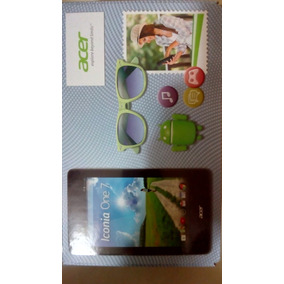 Tablet Acer Iconia One7 (b1-730hd) **negociable