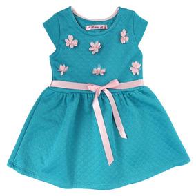 Vestido Elegante Infantil Hermoso Evento Vintage