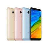 Celular Xiaomi Mi Redmi 5 5plus 4gb 64gb + Capa Anti Impacto