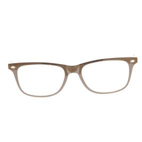 Oculos Quadrado Borda Branca De Grau Outras Marcas - Óculos De Sol ... a45d7a1390