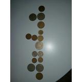 Lote De Monedas Colombianas De Coleccion