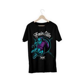 Camiseta Sexta Feira 13 Terror Filme Blusa Camisa Terror