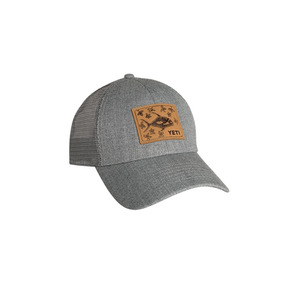 Gorra Mangroves Patch Trucker Gris Yeti Original