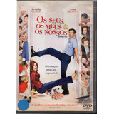 Dvd Os Seus, Os Meus & Os Nossos Dennis Quaid Rene Russo