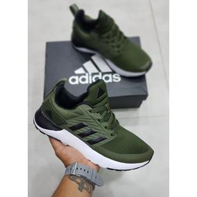 Espinoso proporción la licenciatura  zapatillas adidas verde militar hombre - Tienda Online de Zapatos, Ropa y  Complementos de marca