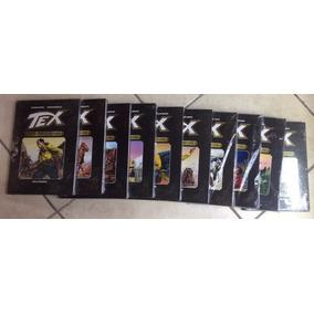 Tex Edição Gigante Em Cores (edições 1 A 10)