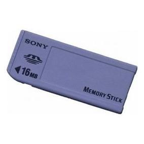 Memory Stick Para Camaras Sony 16mb Original