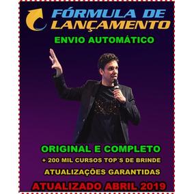 Fórmula De Lançamento Erico Rocha Abril 2019 + 300 Mil Curso