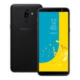 Samsung Galaxy J8 J810y/ds 32gb Desbloqueado De Fábrica Negr