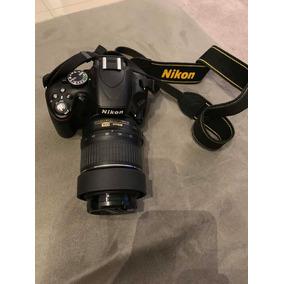 Câmera Digital Nikon D5100