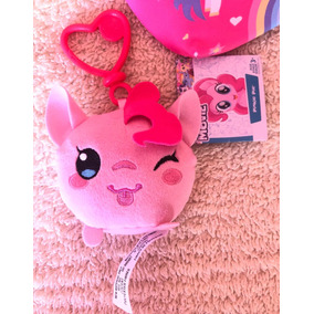 Llavero Peluche My Little Pony Movie Pinkie Pie Rosa