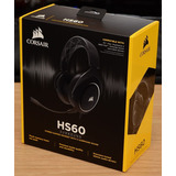 Corsair Hs60 Surround 7.1 Gaming Audifonos Diadema Carbon