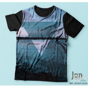 df33f2a730 Agua Salgada De Mar - Camisetas para Masculino no Mercado Livre Brasil