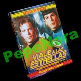 ¬¬ Dvd Serie Tv Star Trek Viaje A Las Estrellas T-3º Últ. Zp