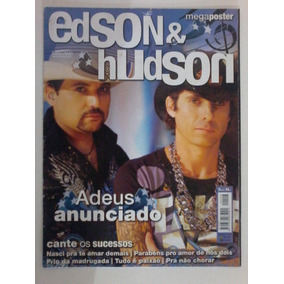 Poster Edson E Hudson