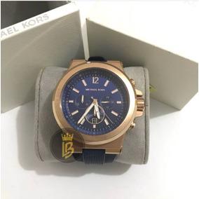 Relógio Michael Kors Mk5293 Azul Silicone - Relógios De Pulso no ... 9e6f233d64