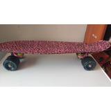 Skateboard Para Niñas Nuevo