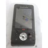 Celular Sony Ericsson W910i Bloqueado 1chip. Envio Td.brasil