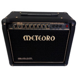 Amplificador Meteoro Demolidor Fwg 50 Guitarra C/ Footswitch