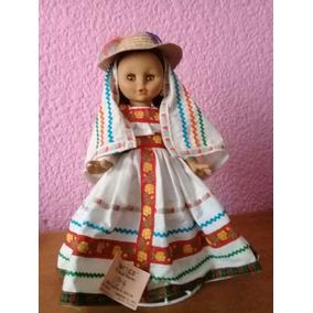 Muñecas Con Trajes Tipicos De Nayarit En Mercado Libre México