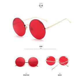 Oculos Lente Redonda Sem Aro De Sol - Óculos no Mercado Livre Brasil 619b6cc7a4