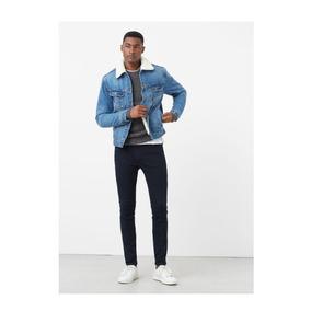 Jeans Patrick Slim-fit Oscuro Talla 30