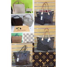 Bolsa Louis Vuitton Neverfull Envio Gratis Con Cartera
