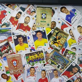 Figurinhas Copa 2018 Russia Avulsa Panini A Combinar