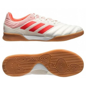 Chuteira Adidas Copa Mundial Branca Adultos Futsal - Chuteiras no ... c7177725f178f