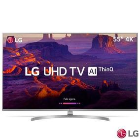 Smart Tv 4k Lg Led 55 Hdr Ativo Ips Webos 4.0 55uk7500psa