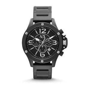 4521217aa6c Relogio Ax Preto 1503 - Joias e Relógios no Mercado Livre Brasil