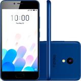 Smartphone Meizu M5c Dual Sim 4g 2gb Ram 16gb - Azul