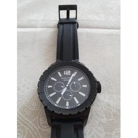 Relógio Nautica Preto N17594g