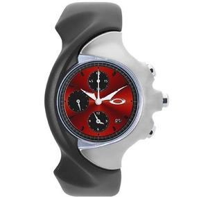 Reloj Oakley Detonator Red Dial Para Repararse Toys4boys