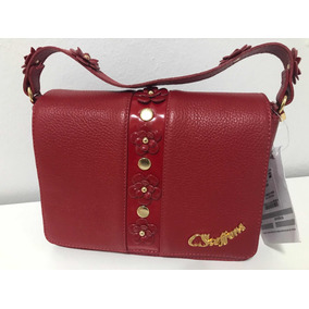 Bolsa Vermelha Carmen Steffens Original
