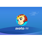 Dvdfab 11.0.2.7 - Conversor Video E Ripador De Dvd E Blu-ray
