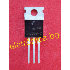Transistor Mje13009 E13009 To220 Original Kit Com 4
